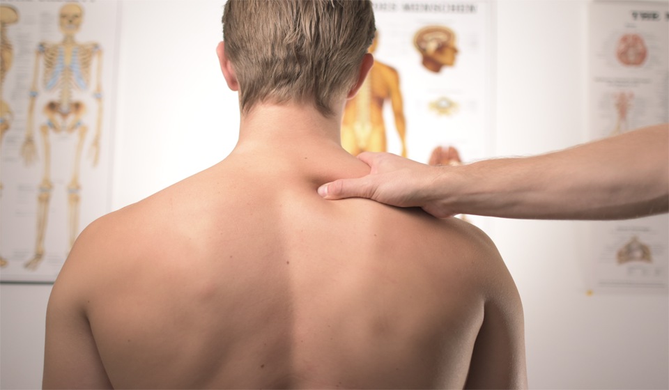 Back & Neck Pain available at Corinne Evans Physiotherapy Clinic