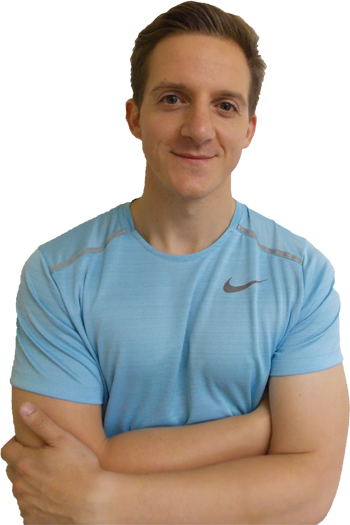 Chris Horan at Corinne Evans Physiotherapy Clinic Tralee