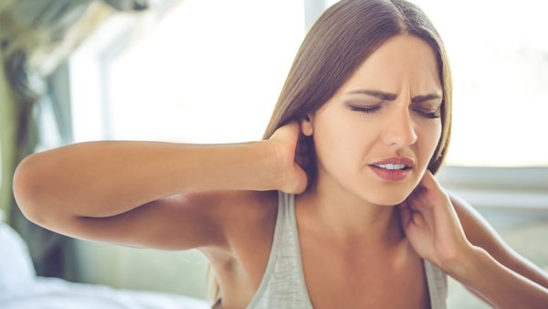 Are you suffering from neck pain?